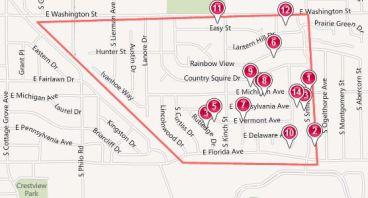 Urbana IL Home Search - Closed sales