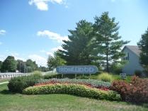 Ironwood Subdivision Entrance