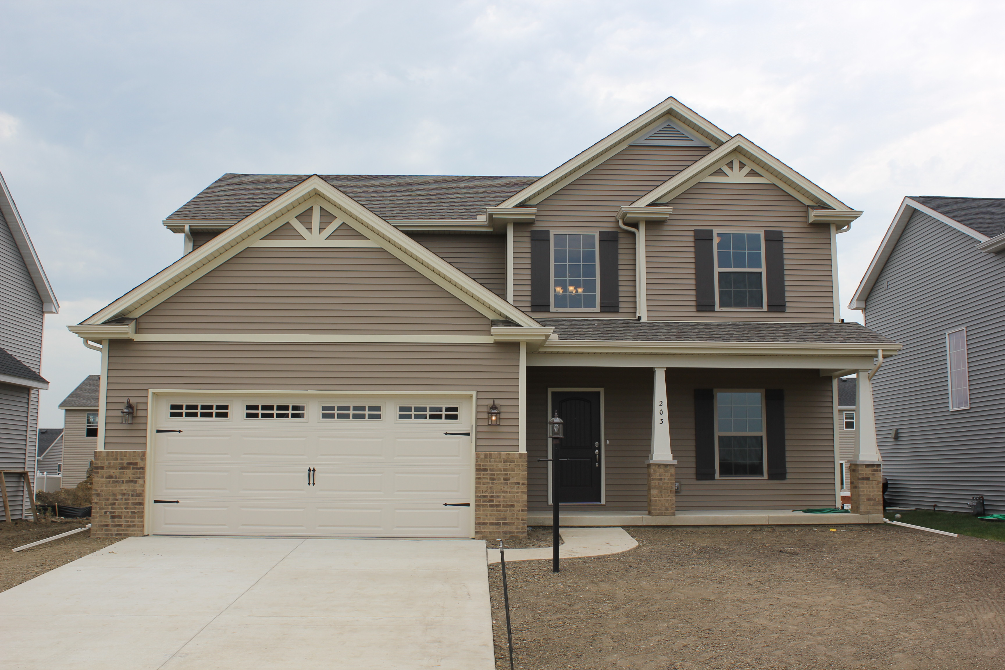 Prairie fields savoy il home sales update champaign for 2 story homes
