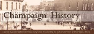Champaign History Blog by TJ Blakeman