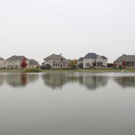 Lakeview of Champaign Luxury Homes