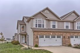 Picture of a zerolot home in Champaign, IL