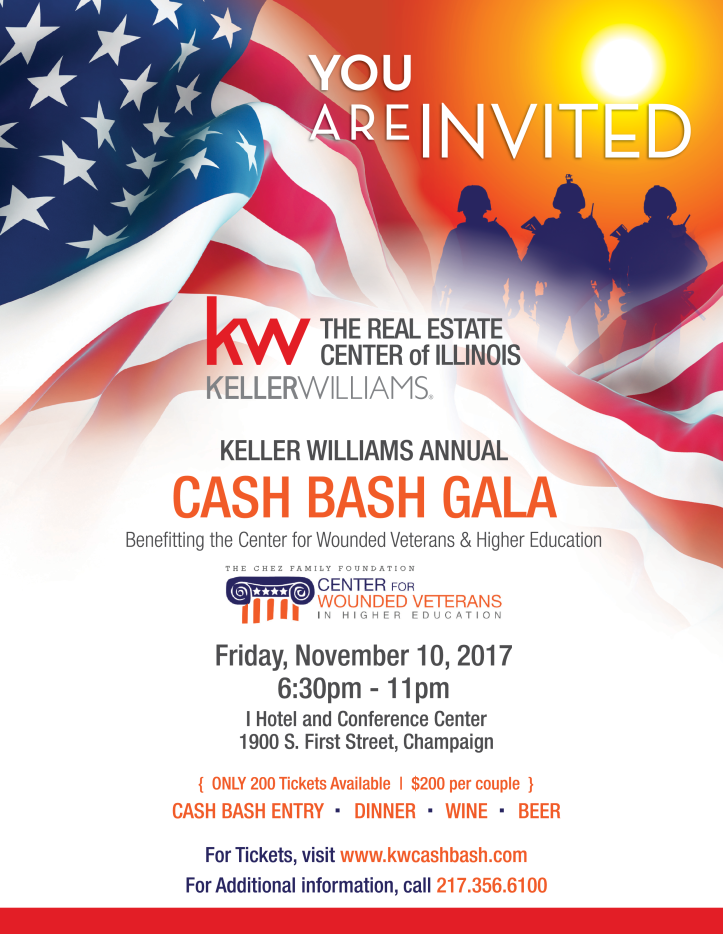 KW Cash Bash Invite 2017