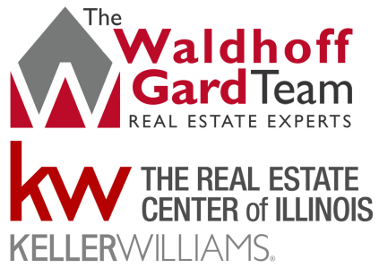 The Waldhoff Gard Team at Keller Williams Realty logo